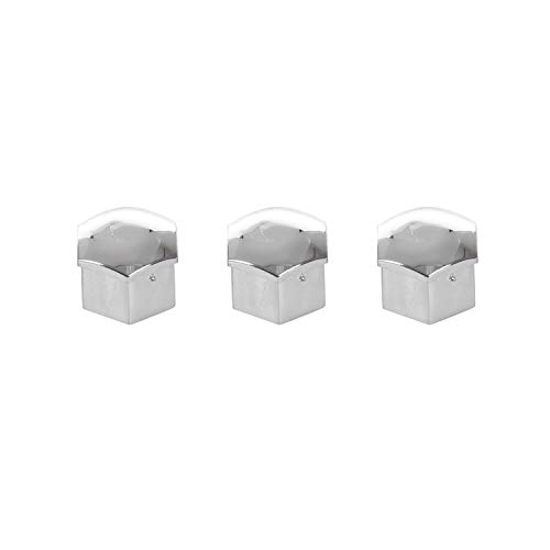 Fltaheroo 20 tapas de plástico para coche de 17 mm, para llantas...