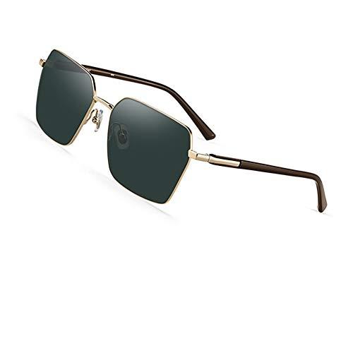 Nueva Marea Polarizada Gafas De Sol Masculina Minimalista Caja Personal En Gafas De Sol Espejo De Autos Moda Actitud Y Ocio Producto Fusión Combinación Retro Elegante Reflejando Rasgos Masculinos