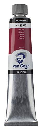 Royal Talens : Van Gogh Oil Paint : 200ml : Carmine S2