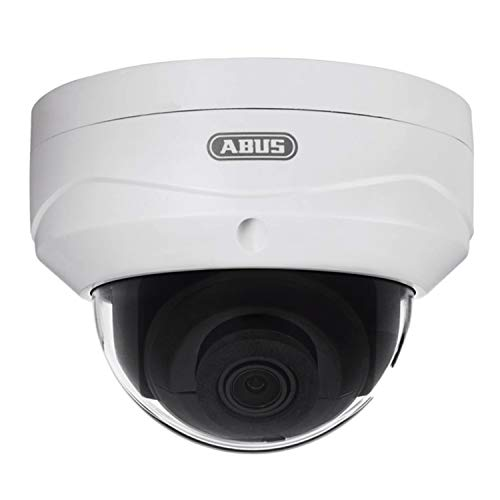 ABUS TVIP42561 Performance Line Profi IP Videoüberwachung PoE Überwachungskamera 2MPx W-Lan Mini Dome-Kamera Schutzklasse IP67 Sicherheit microSD