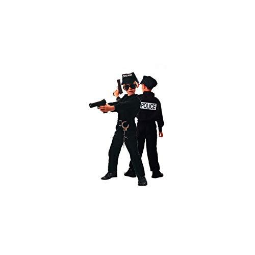 Party Pro 87117746 Policier Costume, Multicolore