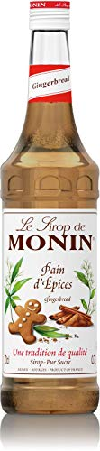 Monin Premium Gingerbread Syrup 700 ml