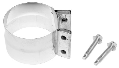 Dynomax 33231 Stainless Steel Hardware Clamp Band