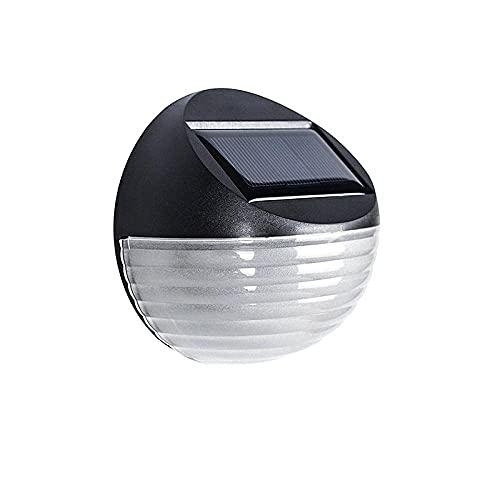 YCFxcy Luces LED solares para jardín Decoración Exterior Luz Solar de Pared...