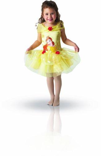 Rubie's-déguisement officiel - Disney- Déguisement Costume Ballerine Belle -Taille TOD- I-884654TOD