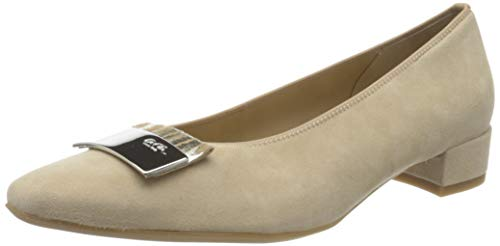 ara Damen PARIS Pumps, Braun (Camel 09), 38 EU(5 UK)