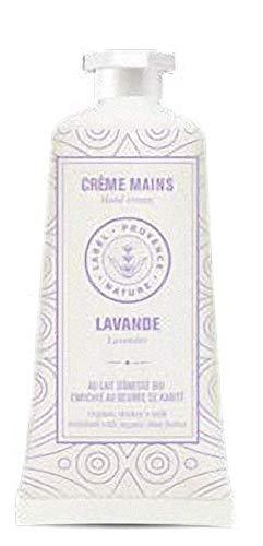 crème mains au lait d'anesse bio enrichie au beurre de karité lavande