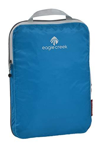 Eagle Creek Packtasche Pack-It Specter Compression Cube platzsparende Kofferorganizer für die Reise, M, blau