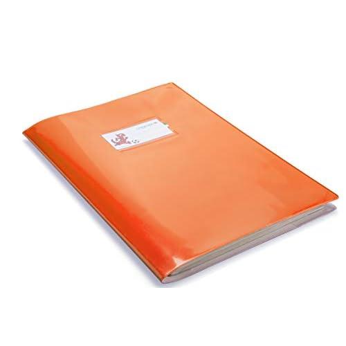 Copertina Quaderno A4 Arancione