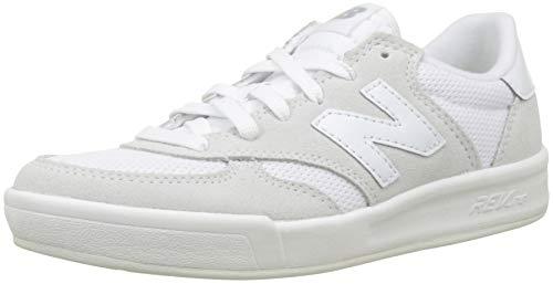 New Balance WRT300, Zapatillas de Tenis Mujer, Blanco (White/Sea Salt Ms), 36 EU