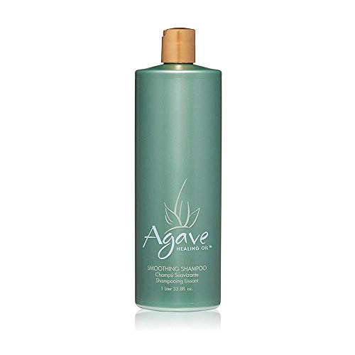 Agave Healing Oil Smoothing Shampoo, 33.8 Fl Oz