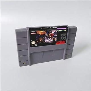 Game card - Game Cartridge 16 Bit SNES , Game Knights of the Round - Action Game Card US Version English Language