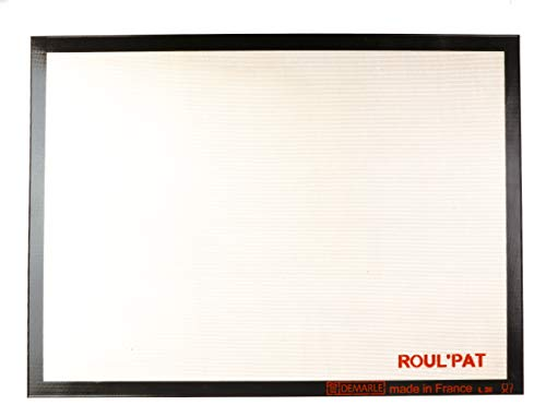 Silpat Roul' Pat Perfect Pastry Jumbo Size Non-Stick Silicone Countertop Workstation Mat, 23' x 31.5'
