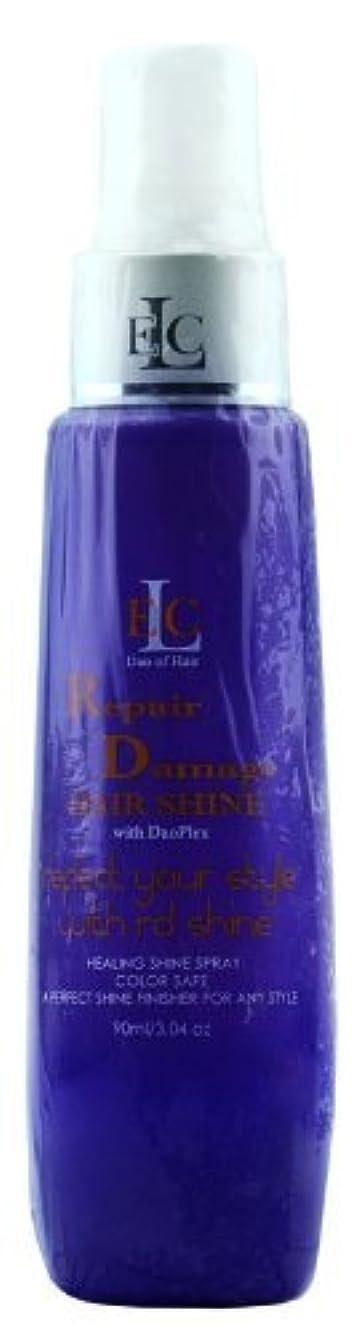 認める混雑シャーロットブロンテELC Dao of Hair 修復ダメージヘアシャインスプレー - 3.04オンス