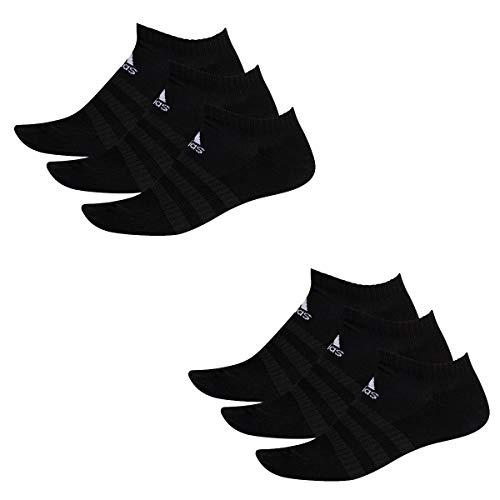 15 Paar adidas Performance No Show Sneaker Socken Gr 35-54 Unisex Kurzsocke