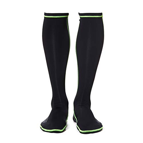 WETSOX Frictionless Wader Socks/Slip easily in & out of any boots or waders