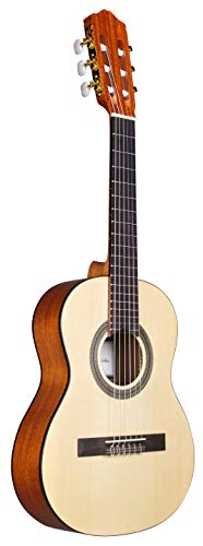 Cordoba C1M 1/4 Small Body Acoustic Nylon String Guitar, Protégé Series