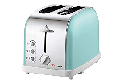 Legacy 900W Toaster with Reheat, Defrost & Cancel, Stainless Steel