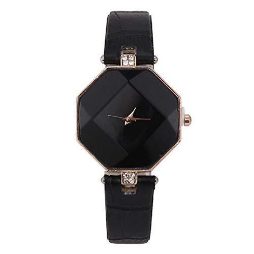 Persiverney horloge voor de casual vrouwen van de mode, diamantriemhorloge, kleine wijzerplaat dameshorloge