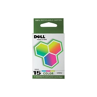 DELL OEM 330-0867 STANDARD YIELD COLOR CARTRIDGE FOR DELL V105 PHOTO ALL IN ONE PRINTER