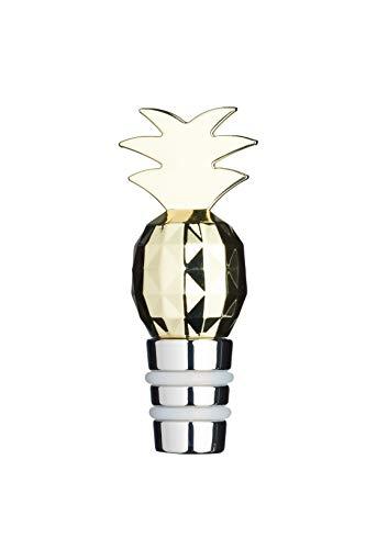 BarCraft Weinflaschenverschluss, metall, Goldfarben