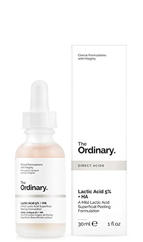 The Ordinary Lactic Acid 5%+HA 2%