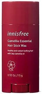 [イニスフリー.INNISFREE]カメリアエッセンシャル産毛スティックワックス15g/ Camellia Essential Hair Stick Wax