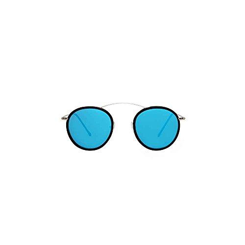 Spektre Met-ro 2 Flat Occhiali da sole uomo donna alta protezione specchio blu