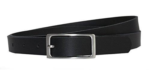 Vascavi - Cinturón - para mujer negro 110 cm Longitud Total 120 cm