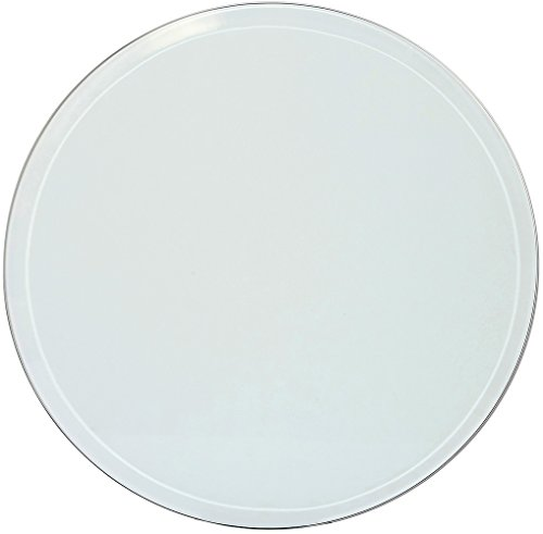 24 Inch Beveled Glass Table Top | 3/8
