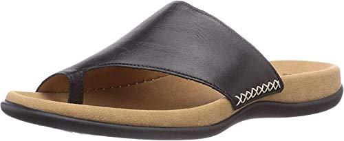 Gabor Shoes Damen Gabor Jollys-03.700 Pantoletten, Schwarz, 41 EU