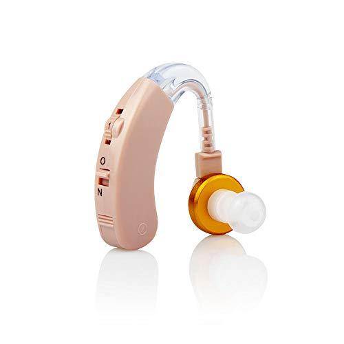 Amplificateur de Son Premium, Technologie Clearly, Contrôle de La Tonalité du Volume, d'amplification du Son Personnel avec 2 Piles