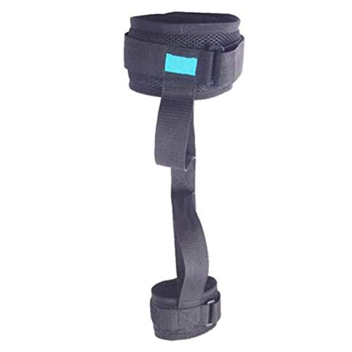 Z-SEAT Oberschenkelheber-Beinriemen, Hilfsmittel für Rollstuhl-, Bett-, Auto-, Couch-, Hüft- und Knieersatz bei Patienten mit Lähmung der unteren Extremitäten Rollstuhlfahr