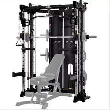 Commercial Home Gym - Smith Machine, Cables with Built...