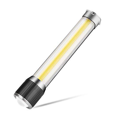 Linterna Recargable Fuerte, Luz De Mantenimiento, Luz De Inspección De Trabajo Multifunción, Linterna Portátil