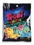 Trolli Sour Brite Octopus Gummi Candy - 4.25 Oz Bag by Trolli