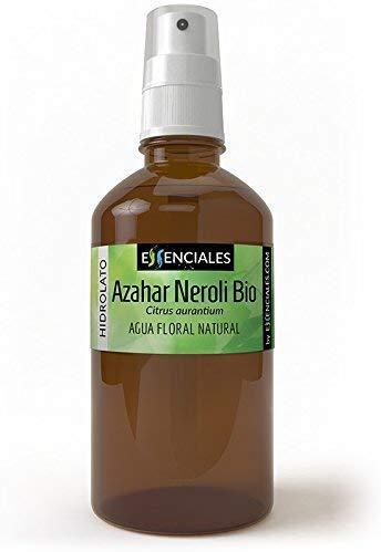 Orangenblüten Neroli bio–Floral Wasser–100% reine und natürliche mit Öko Bio–200ml