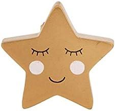 Sass /& Belle/ /Sweet Dreams Gold Star caj/ón Knob Armario Mango para ni/ños habitaci/ón beb/é