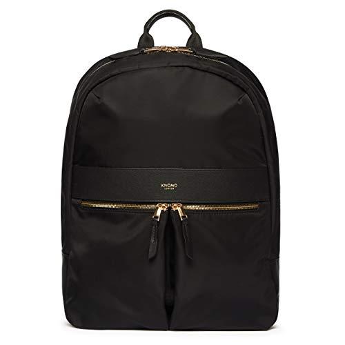 KNOMO Mayfair Beauchamp L Backpack 14' Black