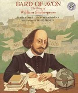 Bard of Avon::The Story of William Shakespeare[Paperback,1998]