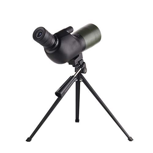 WNTHBJ 6x50 Zoom Monocularteleskop, High-Definition-Rundnachtsichtbrille, Golf tragbares Outdoor-Teleskop