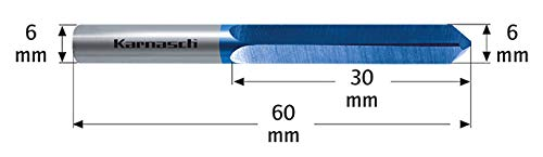 KARNASCH 111630160 Anneaux de r/éduction diam/ètre int/érieur granul/és ext/érieurs diam/ètre 22,23 mm verni 1,8 mm /épaisseur 25,4 mm ext/érieur ajustement H7