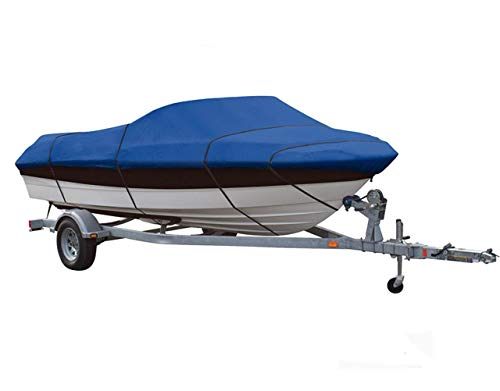SBU Blue, Boat Cover for Yamaha LX2000 LX 2000 Jet Blue, Boat Cover for 2002 Towable