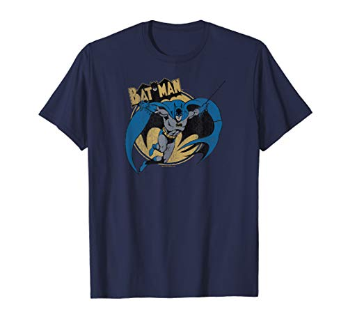 Batman Through The Night T-Shirt