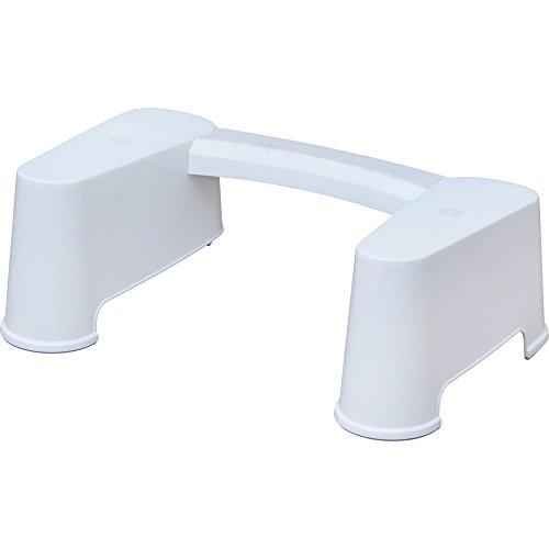 アイリスオーヤマ トイレ 踏み台 トイレトレーニング 便秘 おなかすっきり トイレスムーズ 子供 介護用品 TLS-200 ホワイト