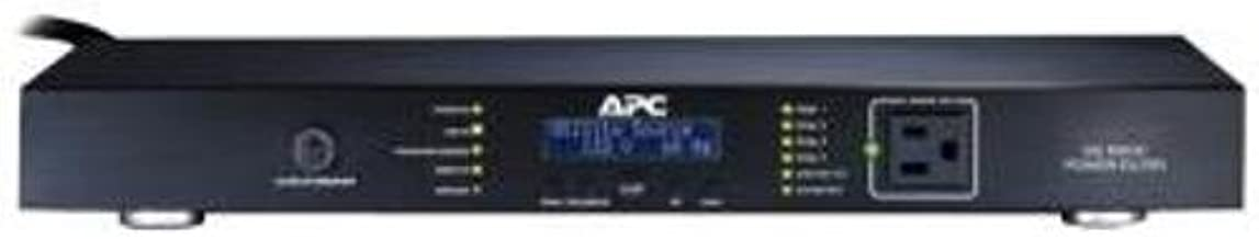 G5BLK 9-Outlet G-Type 15-Amp Rack-Mountable Power Conditioner