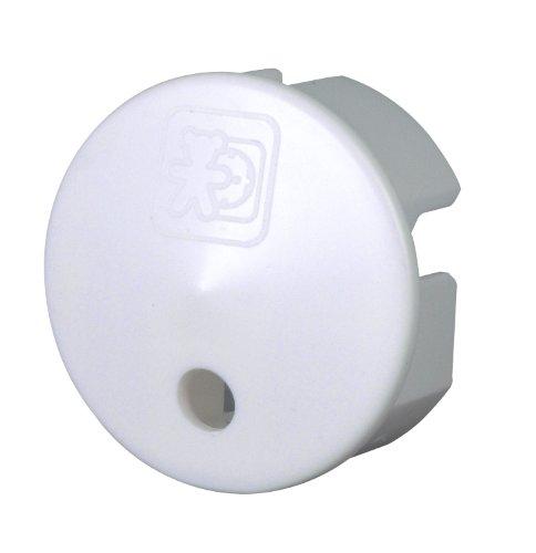 Kopp 320602089 veiligheidsafdekking voor stopcontact wit