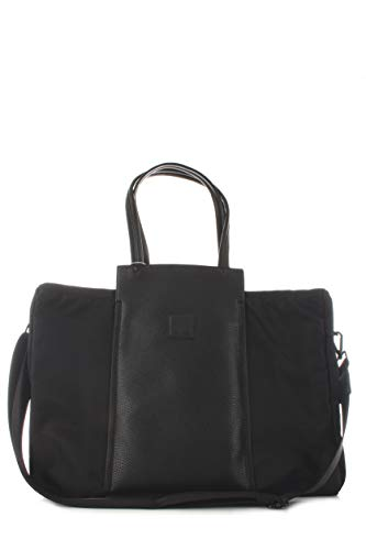 Woolrich W'S REESE BAG borsa shopper da donna black,WWBAG0172