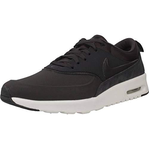 Nike Wmns Air MAX Thea PRM, Zapatillas de Gimnasia para Mujer, Gris (Oil Grey/Oil Grey/Summit White 027), 38.5 EU