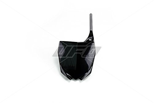 UFO - 48515 : Portanúmeros Delantero Yzf 250-450 2010 Negro Ya04813-001